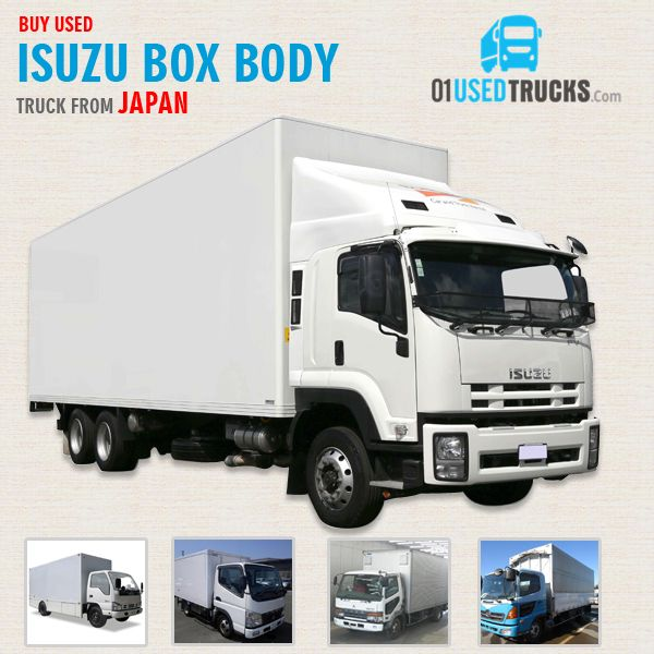 Popular Japanese Box Body Truck On Sale Latest 300 Units Available In Stock Usedtrucks Trucks Used Trucks Heavy Equipment For Sale