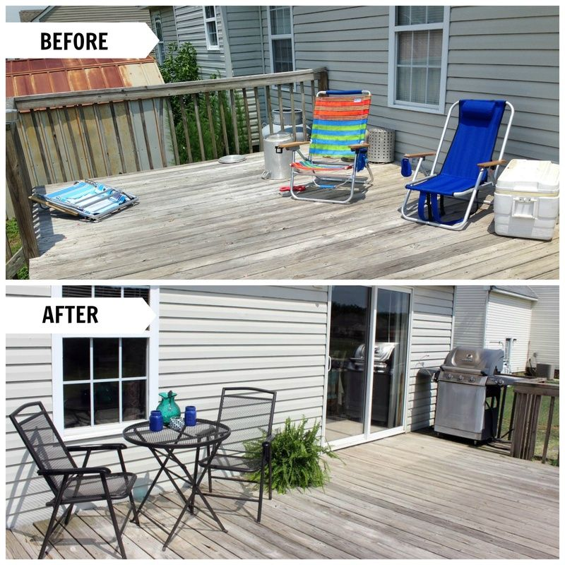Home Staging Back Deck Patio How To Stage Your Home For