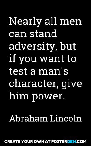 Give A Man Power Quote : power, quote, Business, Quotes
