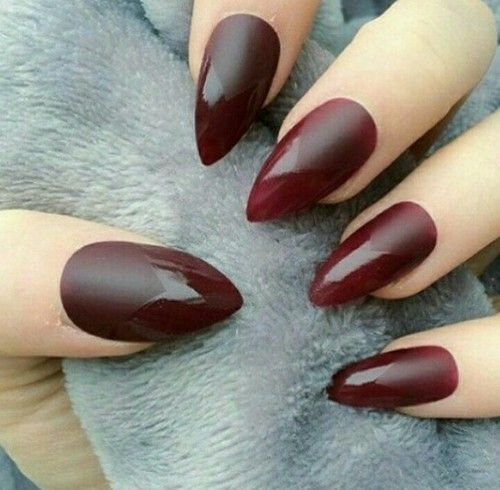 Loveit Nailart Red Nails 3 Nails Pinterest Nails Nail