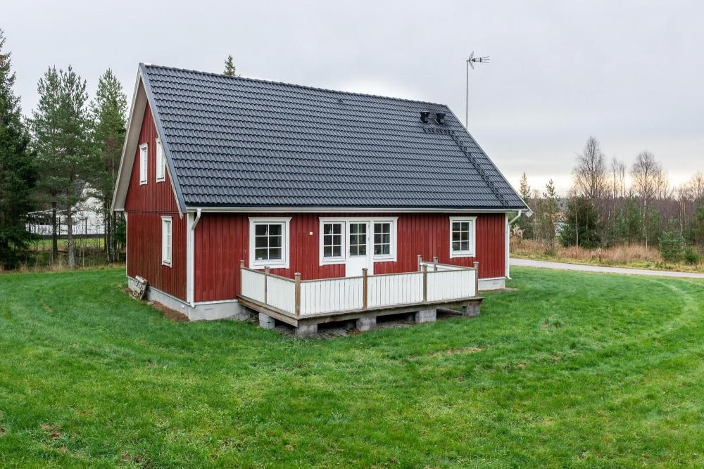 House for Sale in Sweden, villa with large spaces