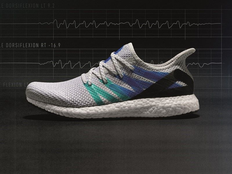f9b7fd057cdfa2 ... October) with AM4PAR to follow next week (Thursday 26 October) - -  Designs are first product to come adidas SPEEDFACTORY facility allowing for  shoes to.