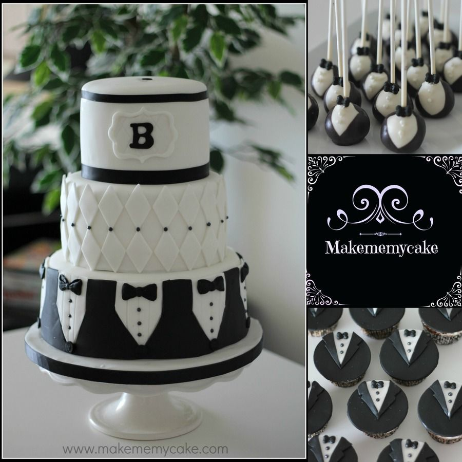Tuxedo Themed Party For A Little Gentleman Ideas In