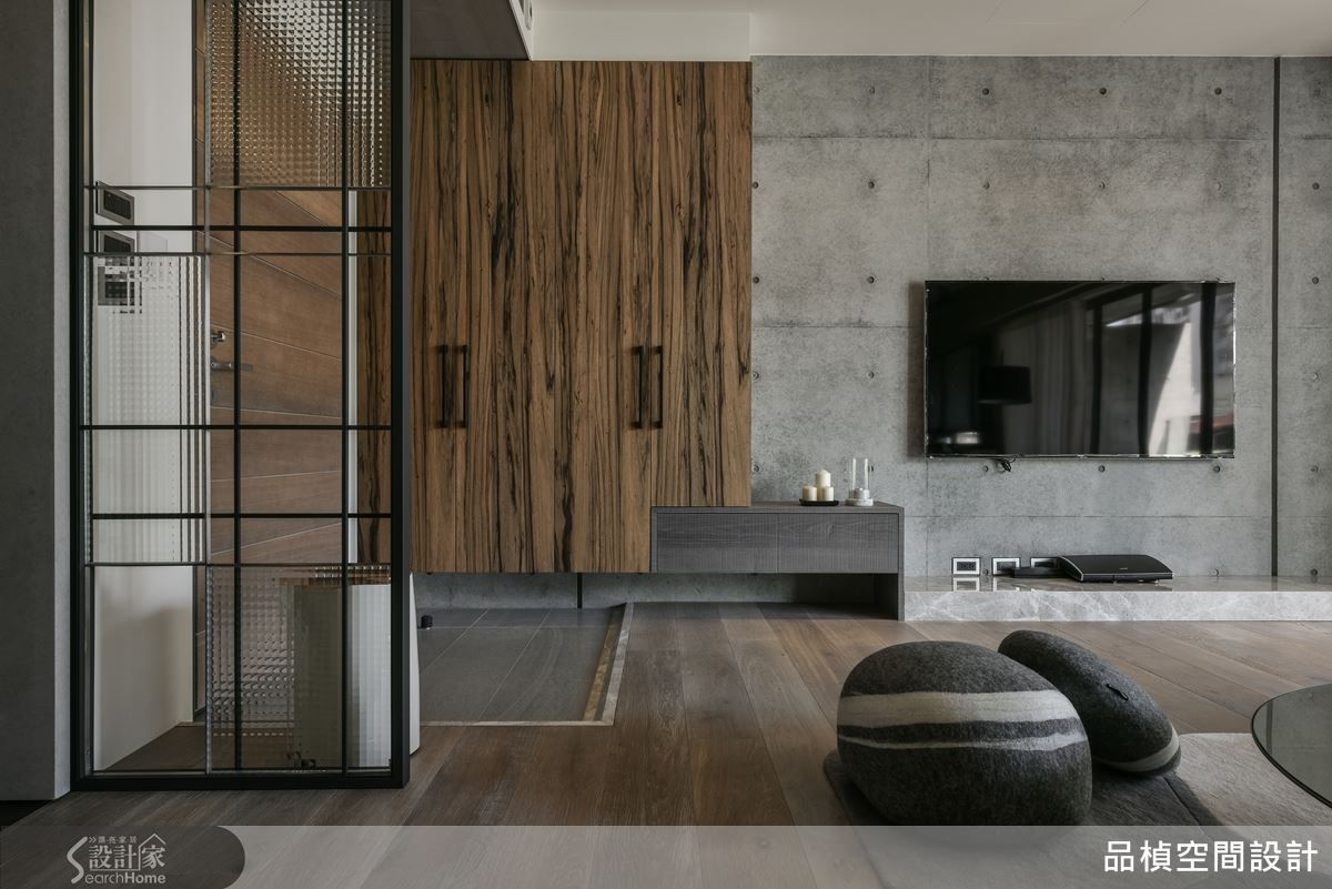 Tv 遇見百分百老前宅邸 Residential Interior Design Condo Living