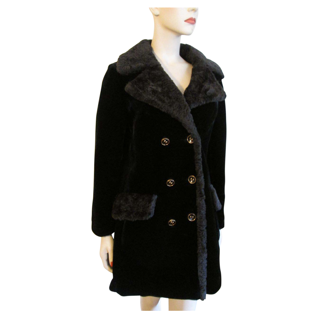 b6fe65e7ee025 Pin by Ryan Kapke on Vintage SOLD Archive | Coat, Fur, Fur Coat