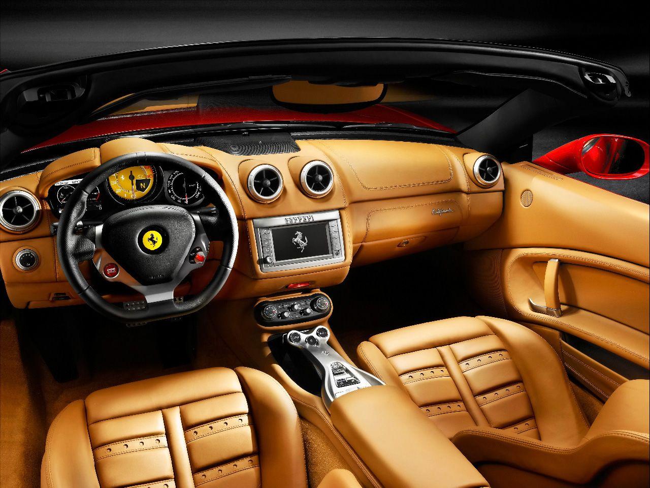 2016 Ferrari California Replacement   Future Cars Models