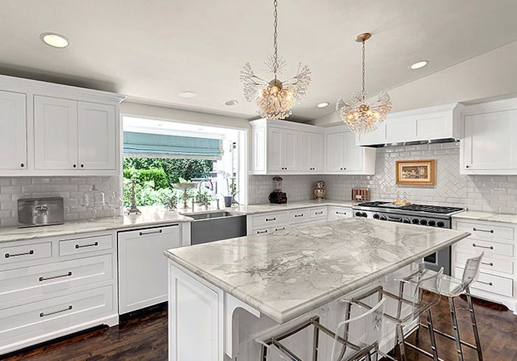 sloped ceiling kitchen - Google Search Judy kitchen Pinterest