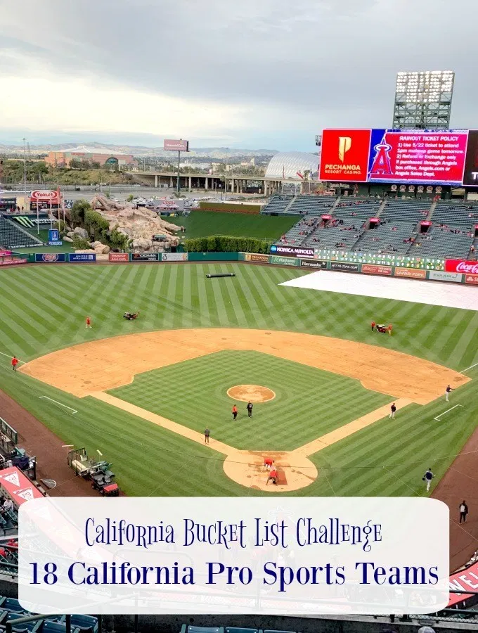 California Pro Sports Teams A California Challenge Girl On The Move Blog In 2020 California Travel California With Kids Los Angeles Football