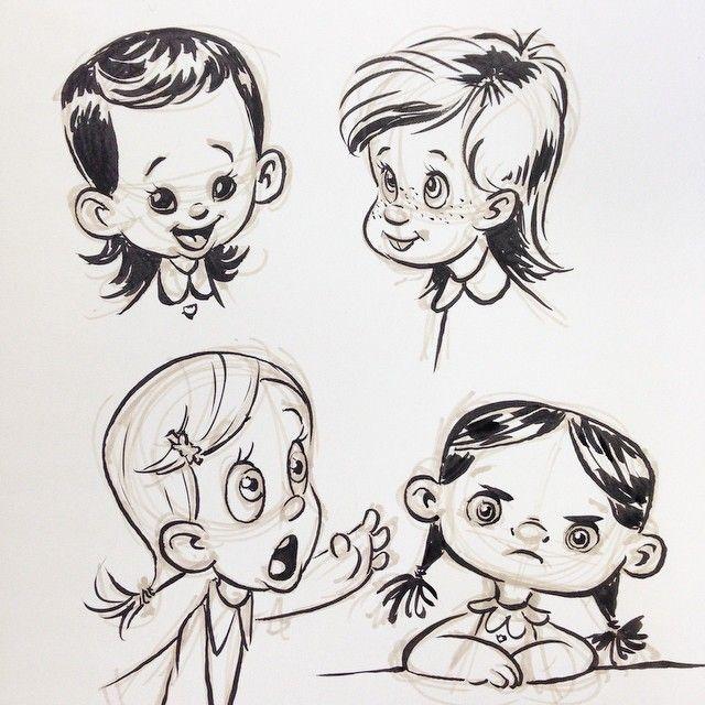 Chubby cheek designs
