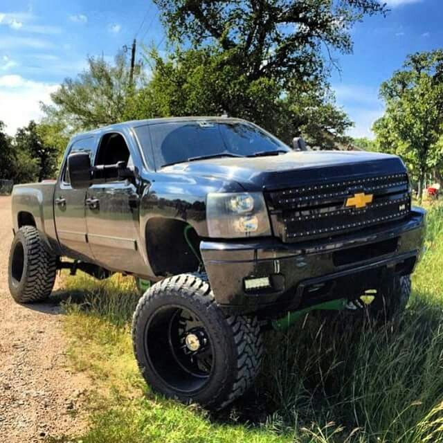 Lifted Lifted Trucks