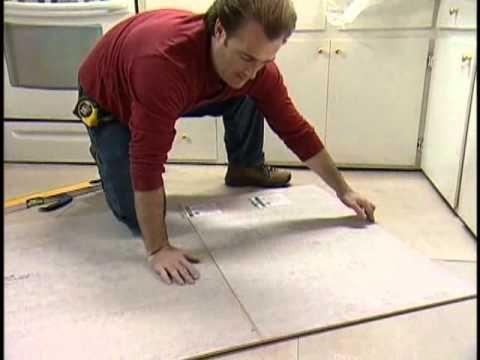 Install Tile Floor Diy Tile Floor Diy Diy Flooring House Flooring