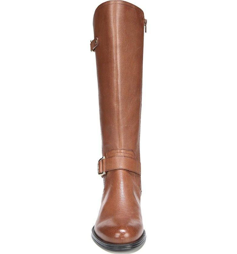 19e7b14c1b280b Main Image - Naturalizer Jenelle Tall Boot (Women) (Regular & Wide Calf)