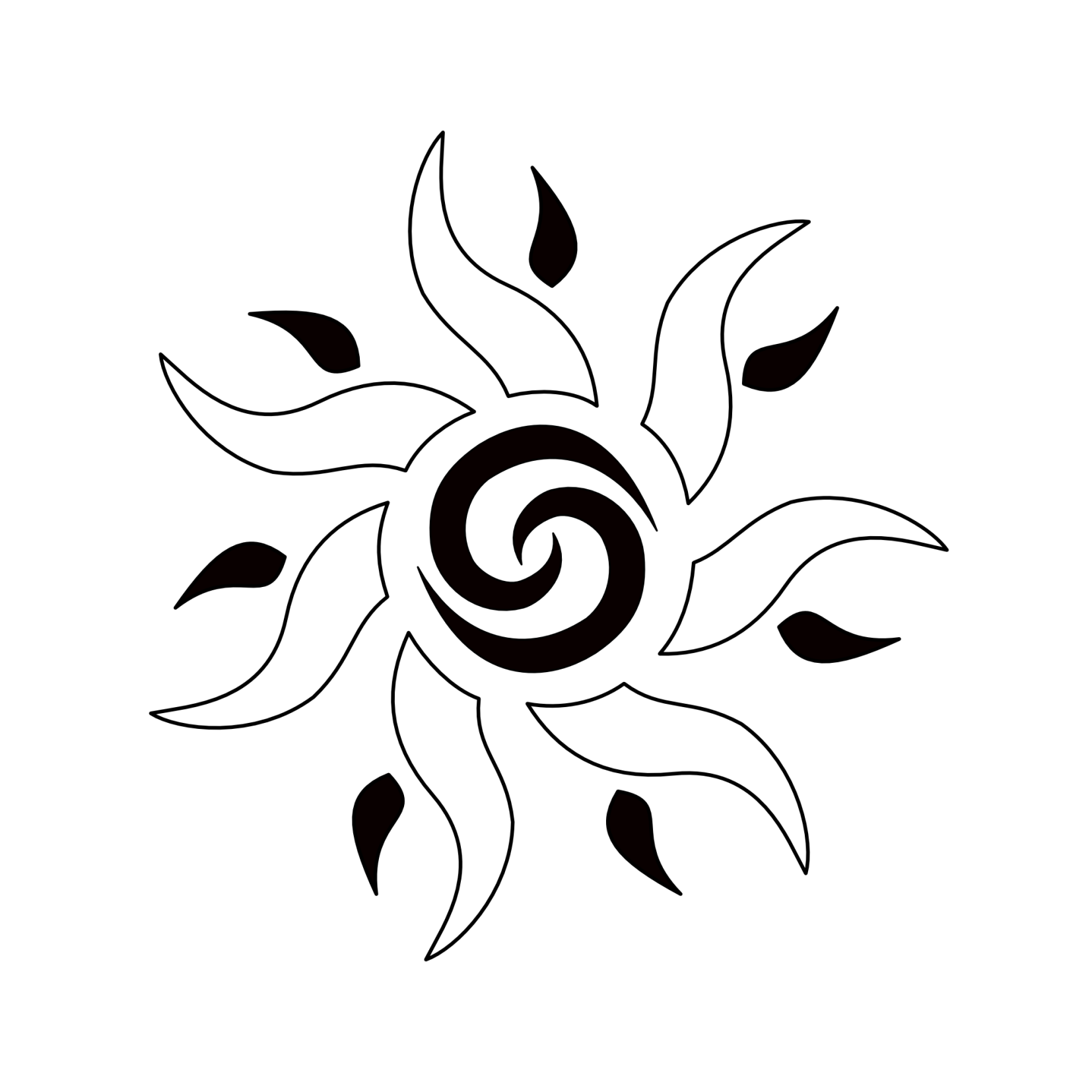 Tattoo tribes shape your dreams tattoos with meaning sun unity tattoo tribes tattoo of sun unity fertility tattoosun unity fertility courage tattoo royaty free tribal tattoos with meaning biocorpaavc Images