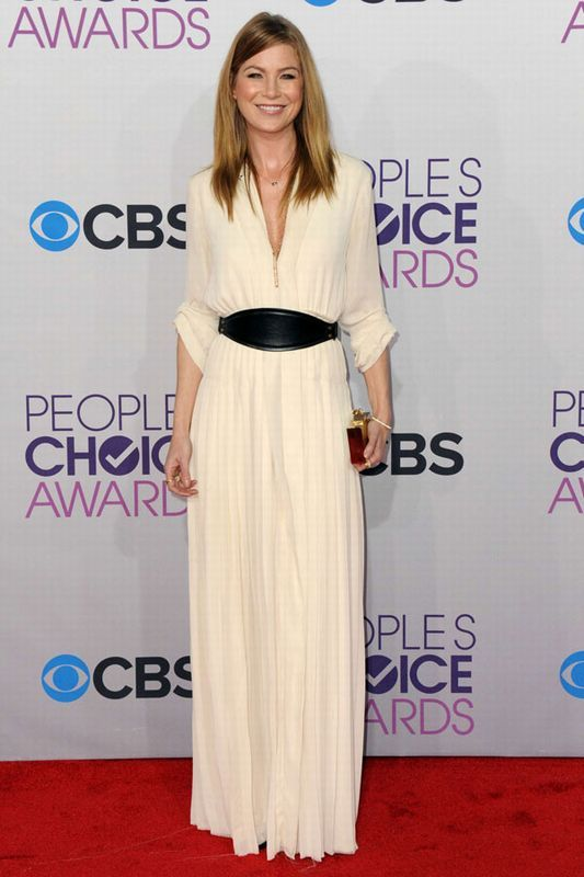 People's Choice Awards - Ellen Pompeo