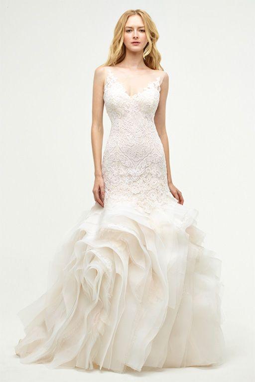 Stunning Jenny Lee Wedding Dress Modwedding