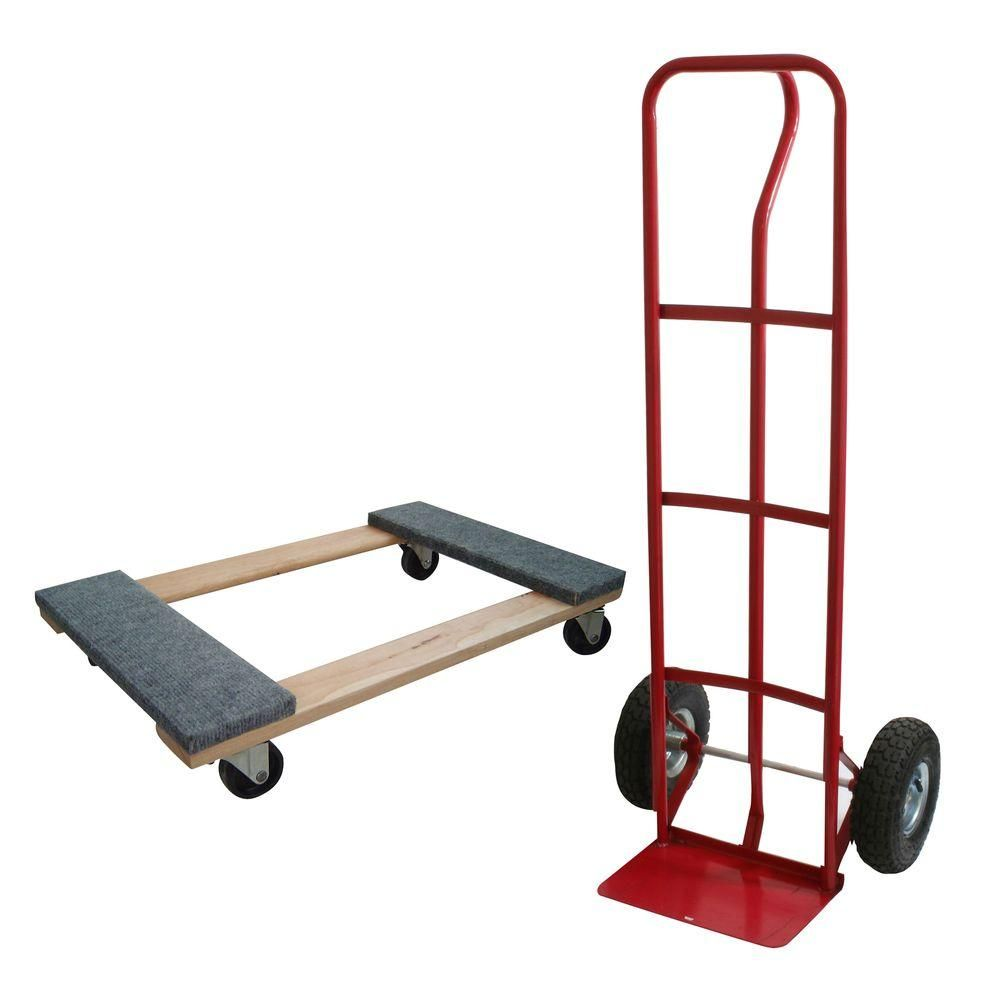 Delightful 600 Lb. Capacity Heavy Duty Truck Dolly And 1,000 Lb. Capacity Furniture  Dolly Moving