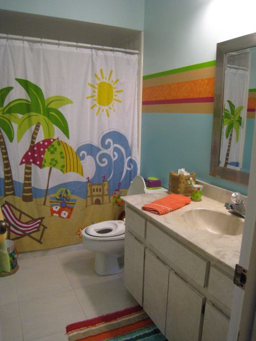 23 Unique And Colorful Kids Bathroom Ideas Furniture And Other