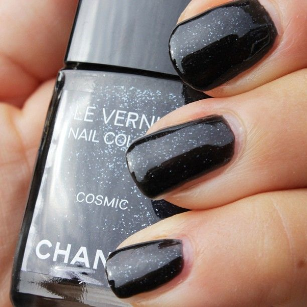 The Trend Diaries On Instagram Chanel Nails Nail Polish Chanel Nail Polish