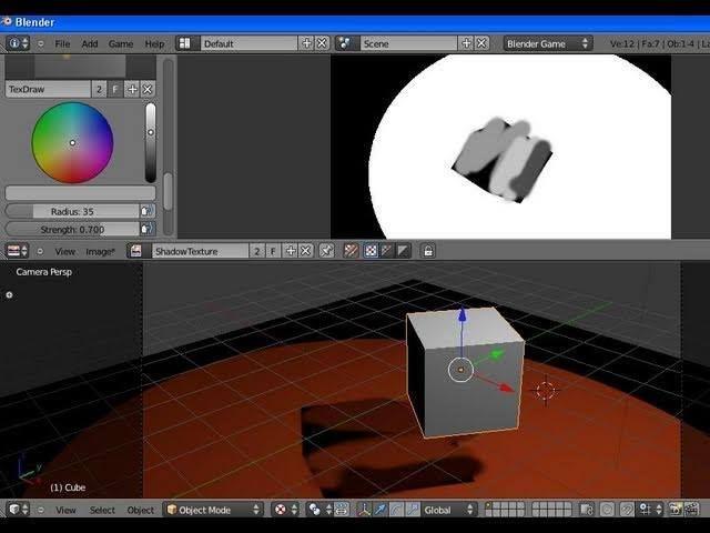 Realizzare un Tour Virtuale 3D con il Blender Game Engine 2.58  seconda puntata (con sottotitoli) - #Bake #Blender258 #Blender3D #Blender3D25GE #GameEngine #MotoreDiGioco #OmbreTempoReale #RealTimeShadows #ShadowsBaking #UvMapping http://wp.me/p7r4xK-ei