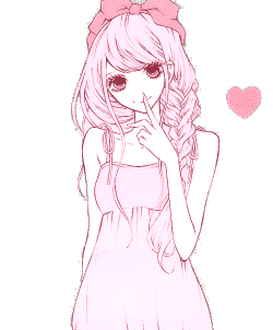 Cute Adorable Mine Kawaii Manga Lovely Myedit Pink Pastel