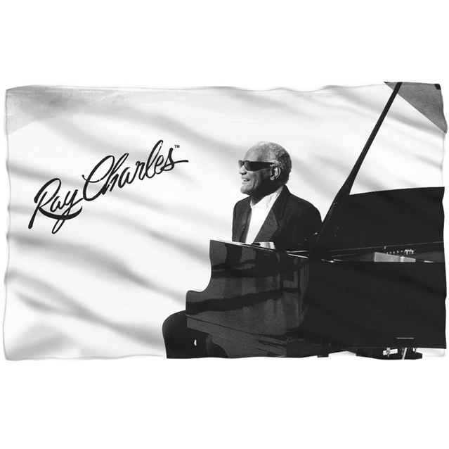 Ray Charles GOLDEN GLASSES Licensed Adult T-Shirt All Sizes