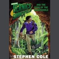 Bernice on the cover of the BF novel The Gods of the Underworld.