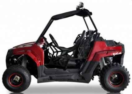 Used 2013 BMS 150cc Lightning UTV - Special Edition ATVs For