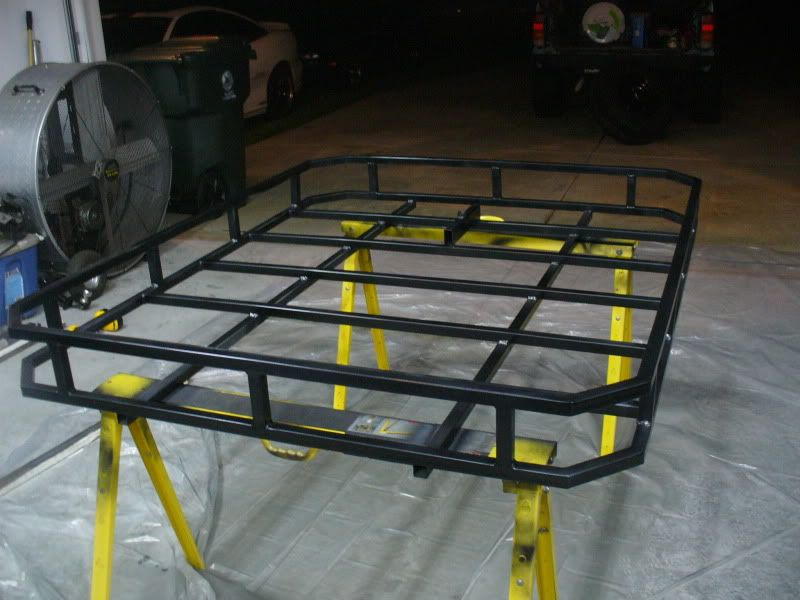Diy Roof Rack The Garage Journal Board Avtomobili Pricepy Gruzoviki