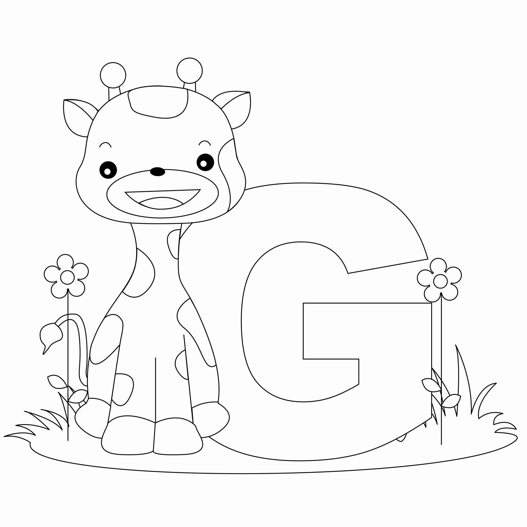 Alphabet Letters Coloring Pages Best Of Free Printable