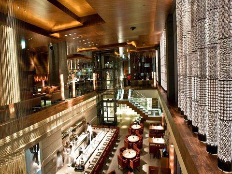 Japanese Restaurant Zuma New York The Gorod Best Restaurants In Dubai Luxury Restaurant Restaurant Design