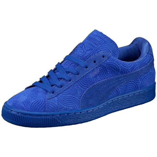 Puma Suede Classic + Colored Women s Sneakers ( 70) ❤ liked on Polyvore  featuring shoes e39d460a1