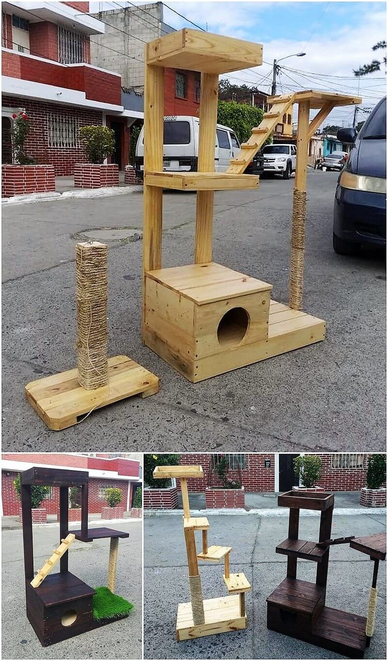 Brilliant Ideas for Wooden Pallets Reusing | Easy Pallet Projects and DIY Wood Pallets Ideas.