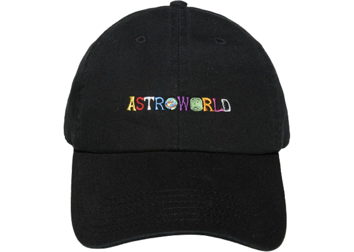 215f9bbe Check out the Travis Scott Astroworld Hat Black available on StockX