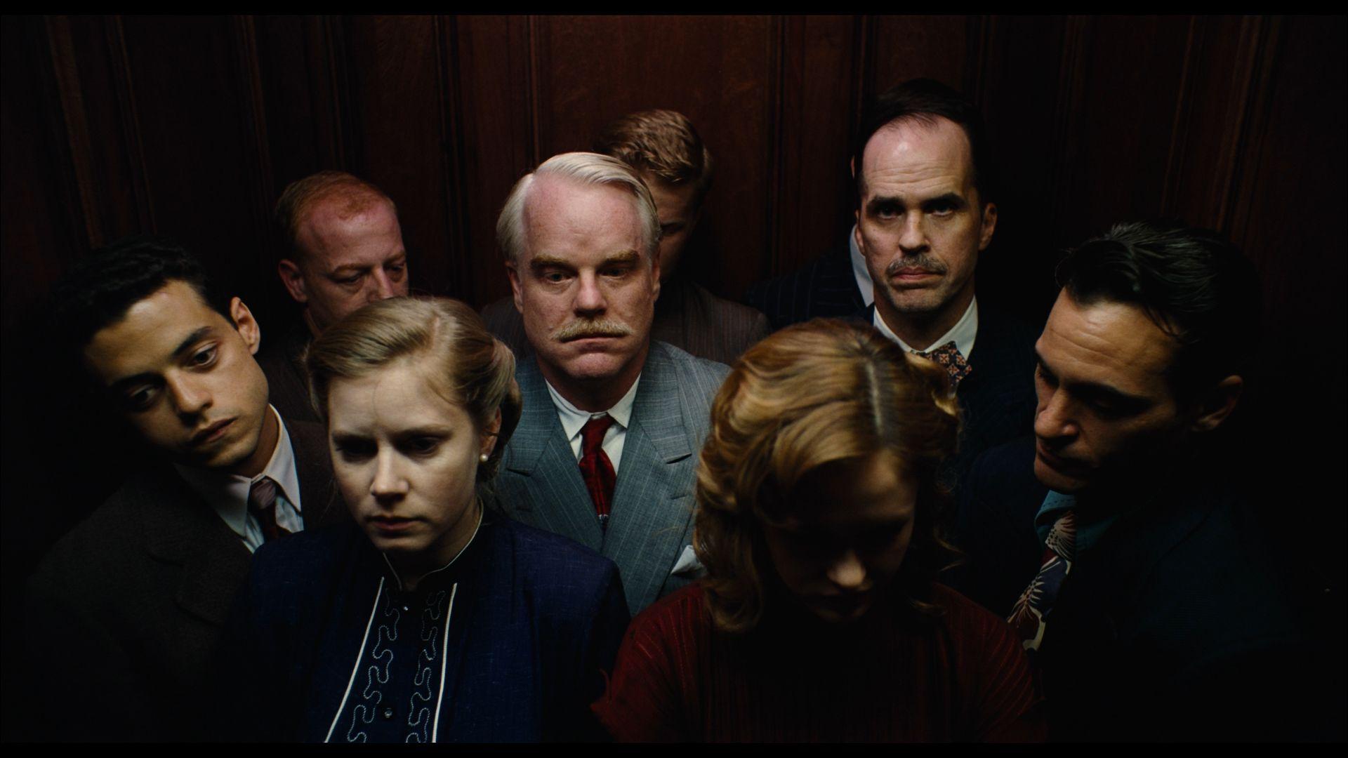 The Master (2012) Blu-ray Screenshot #1 / 50 | Great movies, Philip seymour hoffman, Great films