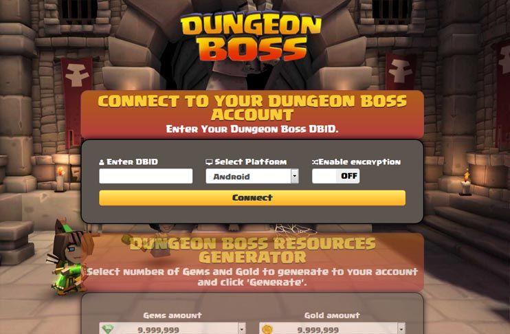 dungeon boss apk