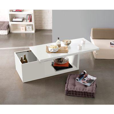 Table Basse 3 Suisses Table Basse Avec Espace Bar Bon Shopping Com Table Basse Table Basse Bar Mobilier De Salon