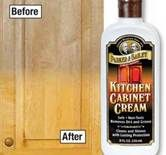This product worked great on my custom cabinets. Love it ...