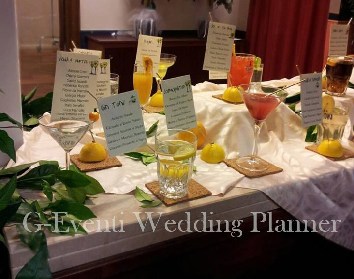 Matrimonio Tema Frutta : Matrimonio fruit drink sabrina e giovanni matrimoni g