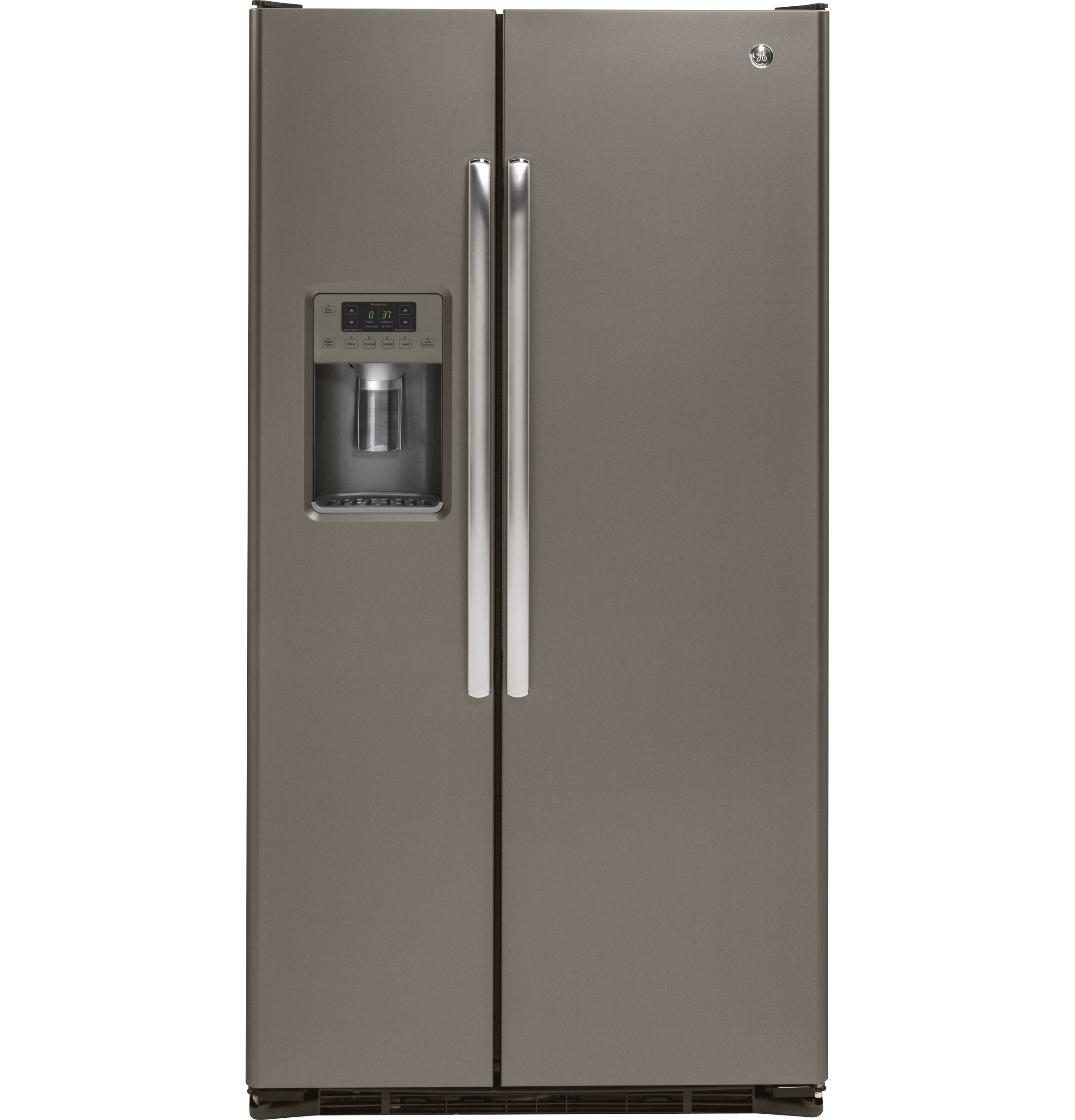 Ge Appliances Gzs22dmjes 219 Cu Ft Counter Depth Side By Side