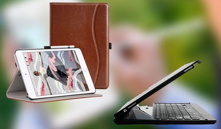 Best Ipad Mini 5 Cases In 2020 Keyboard Leather Folio Kickstand Covers Ipad Mini Best Ipad Ipad