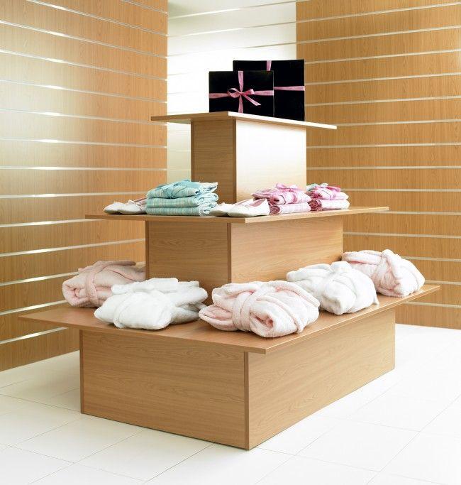 3 Tier Table Shelf Display Unit Rectangle Deko Shopping Outfits