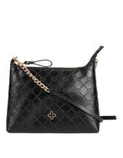 c34779304 Bolsa Capodarte Transversal Monograma - Preto | Estilo | Bags ...
