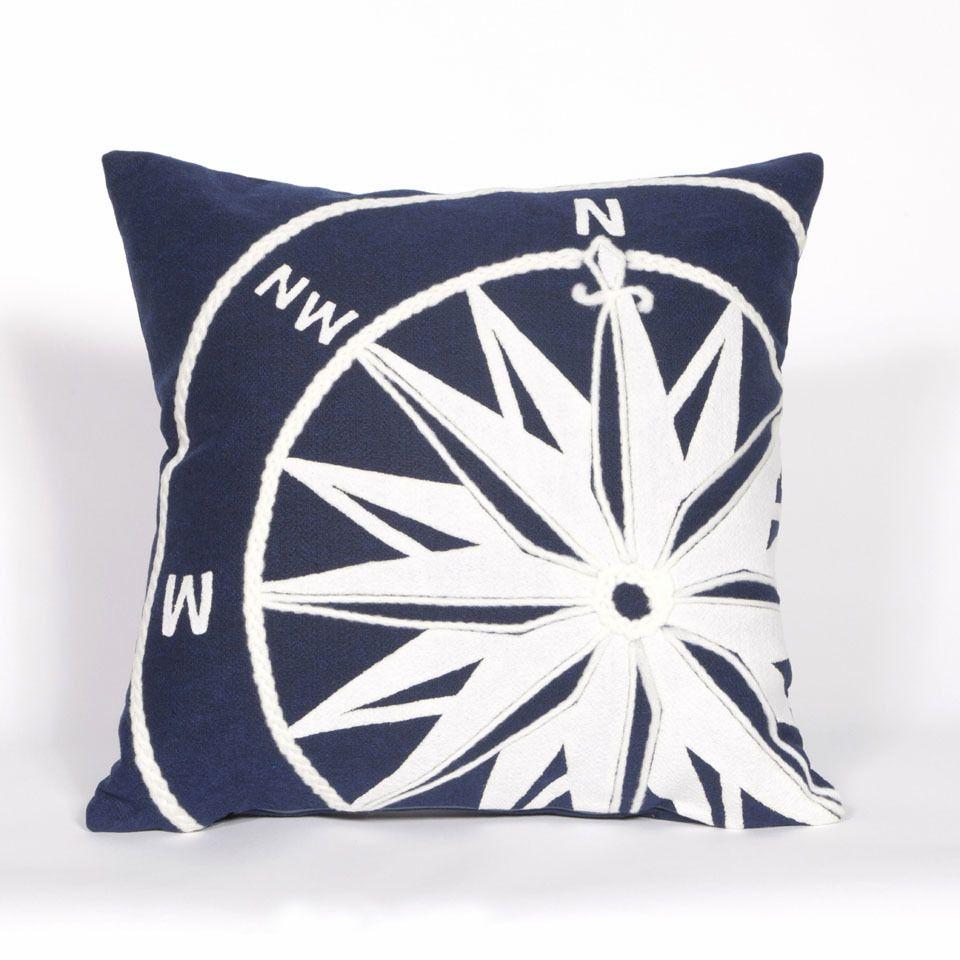 Compass marine compass nautical pillows and marines