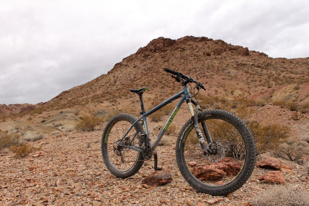 Test Ride Review Jamis Dragonslayer 27 5 Hardtail Singletracks