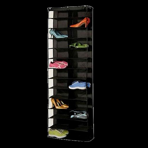 Anzeige Range Chaussure A Suspendre Noir En 2020 Meuble Chaussure Design Rangement Rangement Chaussures
