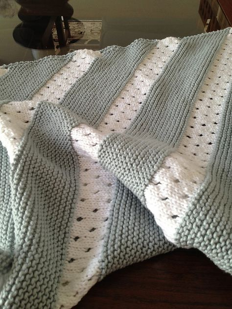 Photo of Treasured Heirloom Baby Blanket pattern by Lion Brand Yarn
