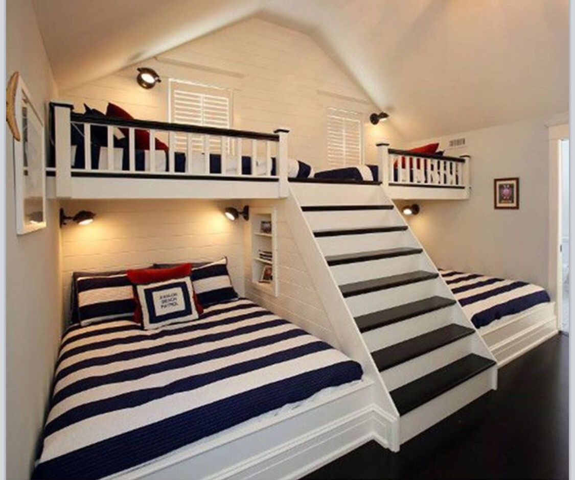 Would Be Nice For The Boys Room House Home Bedroom Design