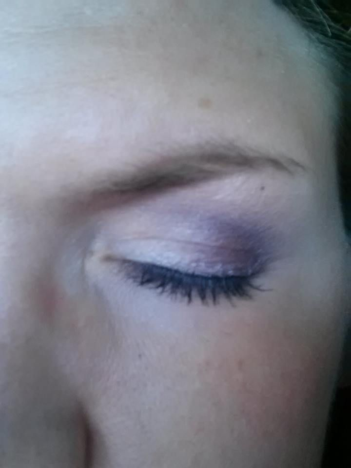 Best eye primer!! It's in a purple tube from Urban Decay. This was ...