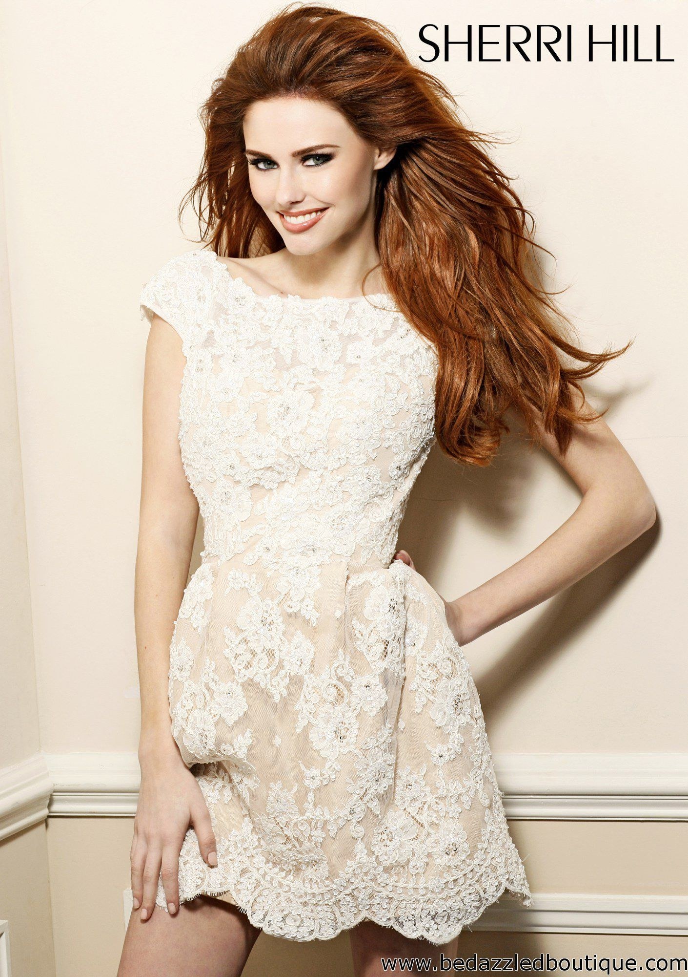 Sherri hill popping prom dresses pinterest sherri hill