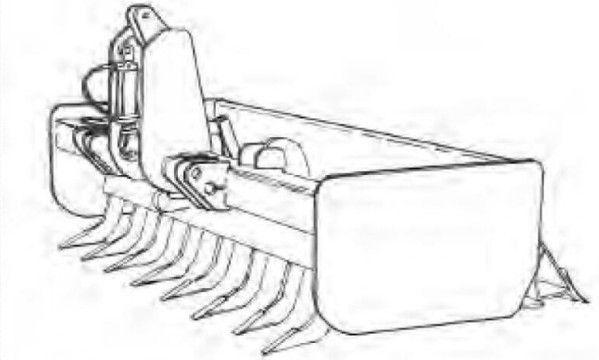 Bobcat Heavy Duty Box Blade 3HDBB72 Service Repair Manual